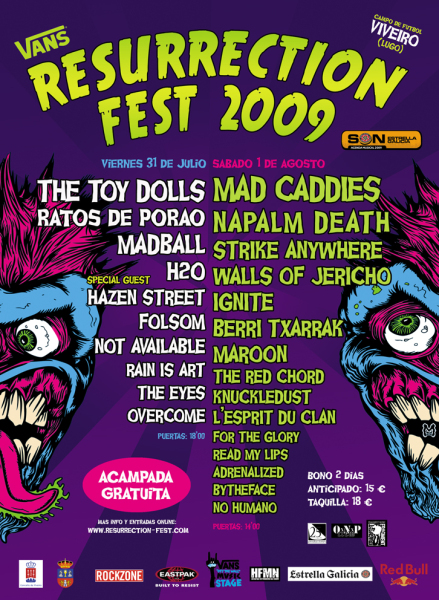 Resurrection Fest 2009