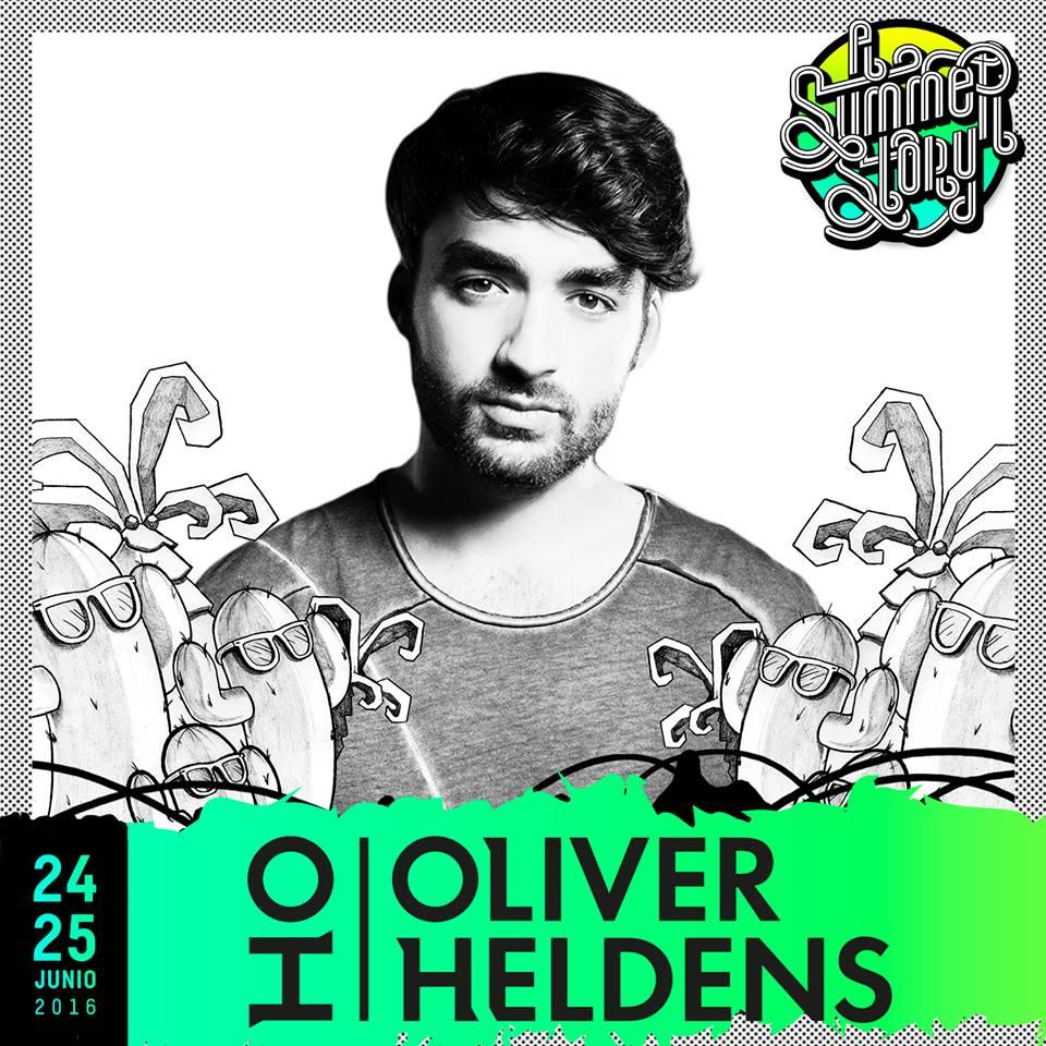 A Summer Story 2016 Oliver Heldens