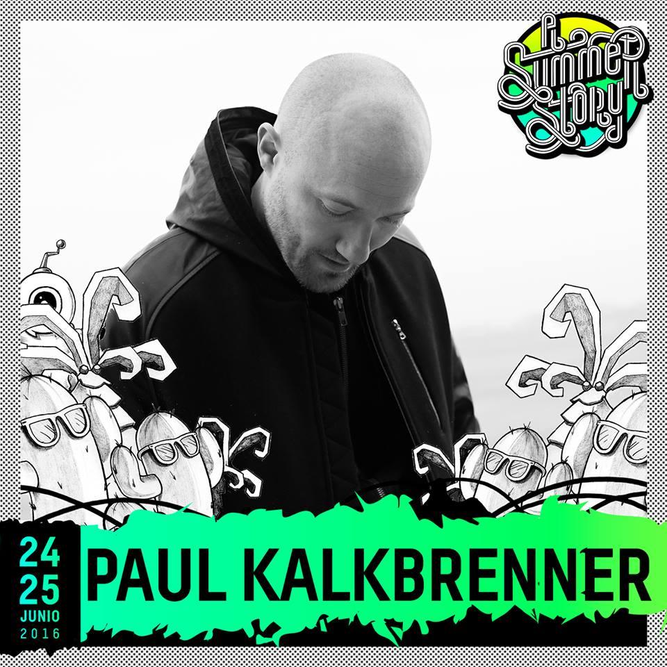 A Summer Story 2016 Paul Kalkbrenner