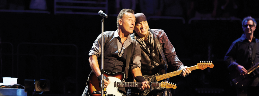 Bruce Springsteen and the E Street Band, al TW Classic 2016