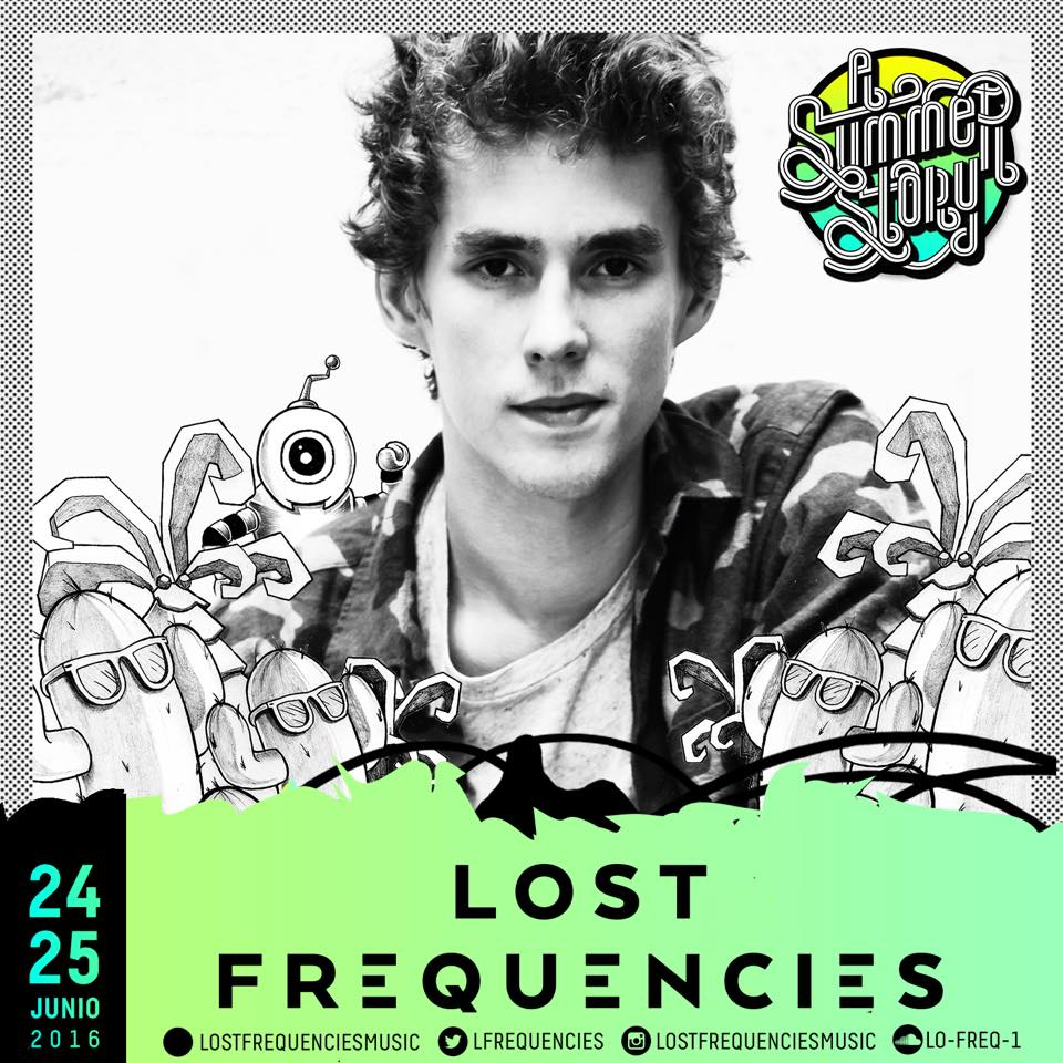 Lost Frequencies A Summer Story 2016