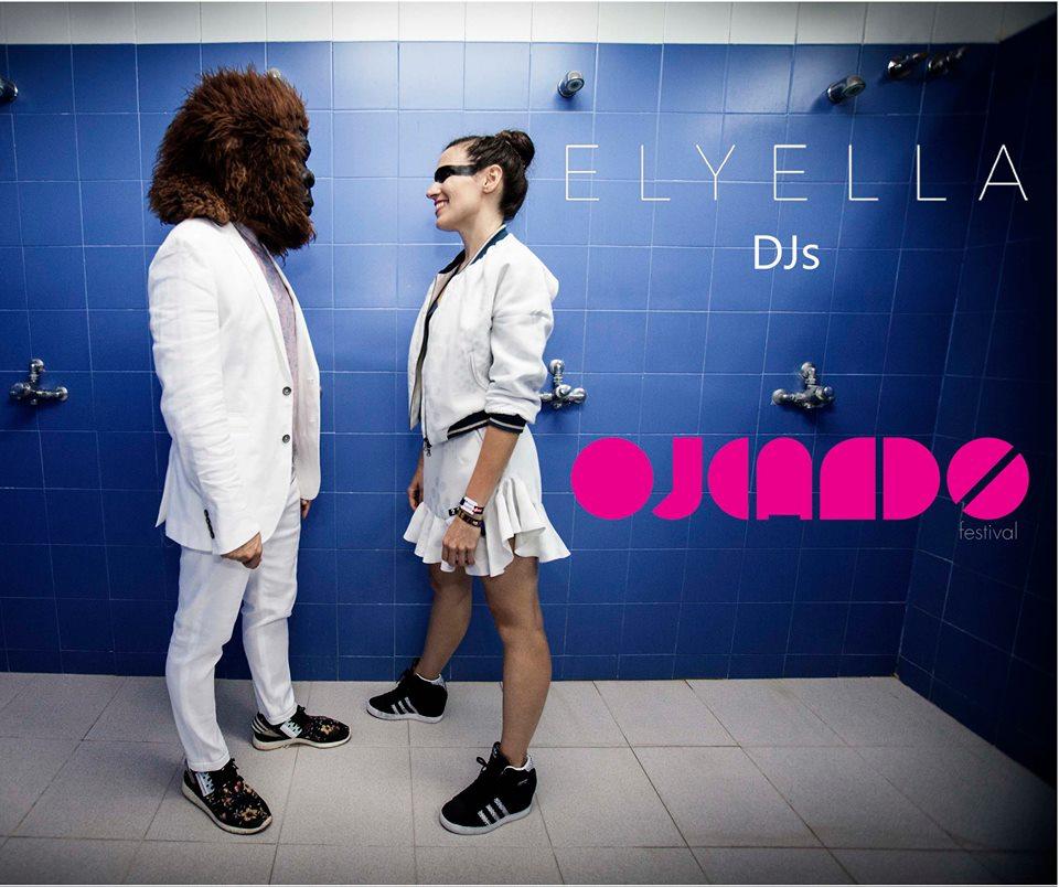 Elyella DJs Ojeando 2016